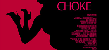 Choke, the movie - based upon Palahniuk's best seller