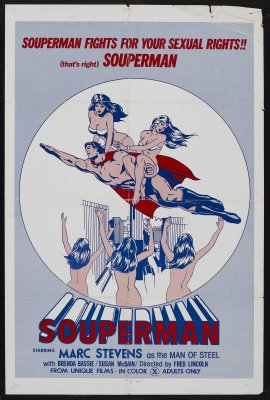Souperman (aka Powerbone) (1976, USA)