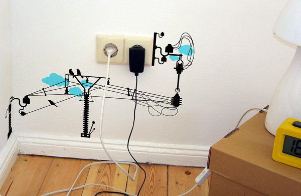 Diz Decor Vinyl stickers -