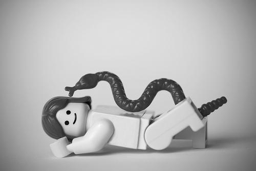 Nastassja Kinski - That python