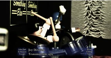 Joy Division - Playmobil stop motion film