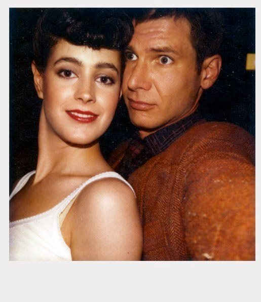 Blade Runner - Mary Sean Young's polaroids