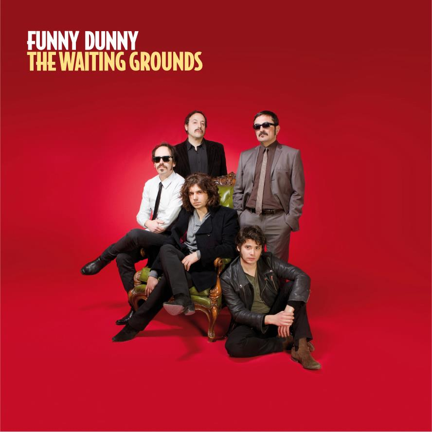 Funny Dunny - The Waiting Grounds