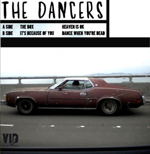 The Dancers - The Box EP
