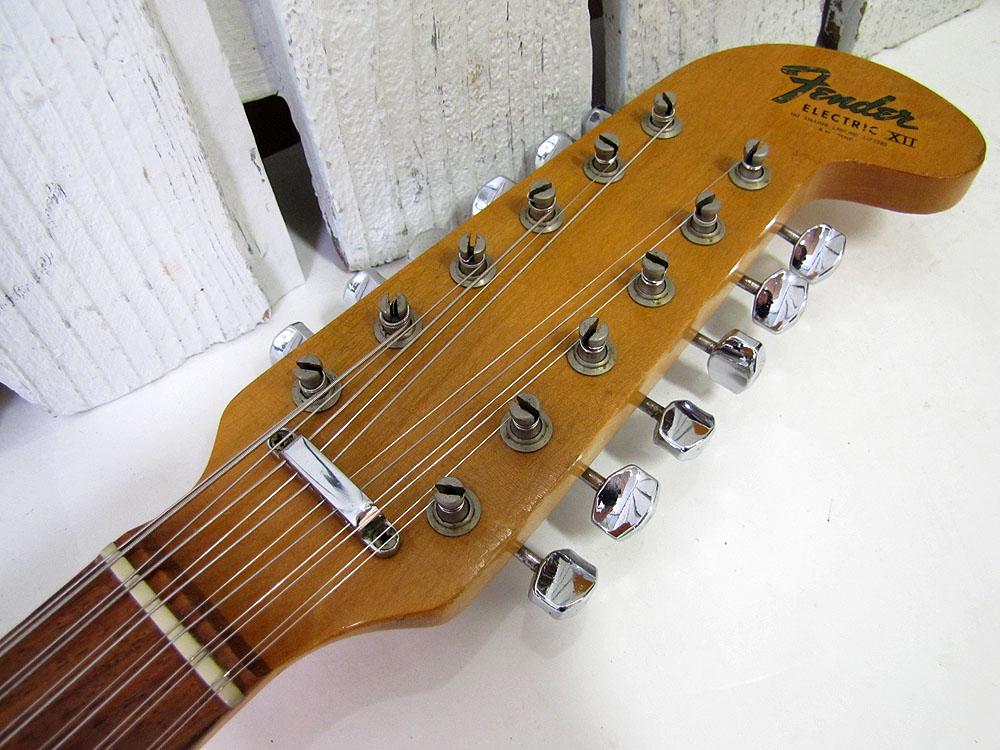 komakino fanzine fender electric xii 12 string electric guitar 1966. Black Bedroom Furniture Sets. Home Design Ideas