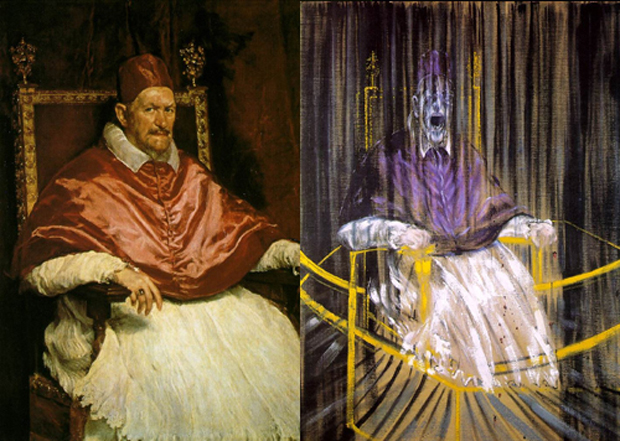 Francis Bacon - Pope Innocent X