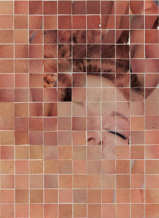 Anthony Gerace - Collages