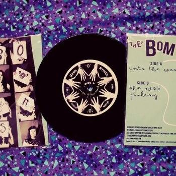 Thee Bomb'o'nyrics - Into the wood 7''