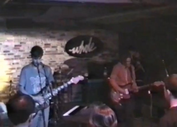 Swirlies - Live 1996, Minneapolis @ Whole club