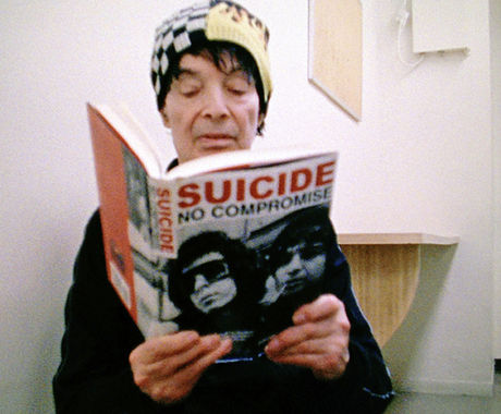 Alan Vega - (Brooklyn, June 23, 1938 - NYC, July 16, 2016)